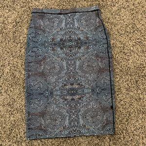 Twice as nice lululemon reversible skirt nwot